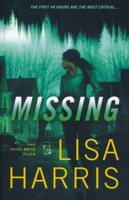 Missing book cover